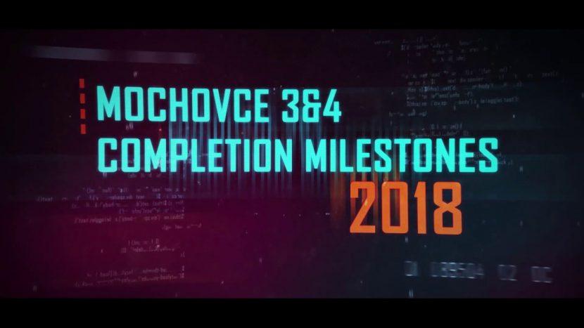 Míľniky MO34 2018