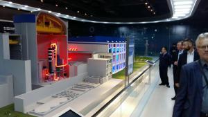 Návšteva OIK v Číne 2017